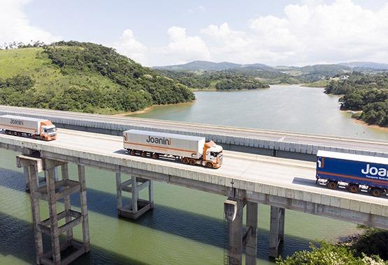 Transporte Rodoviário de Cargas - Joanini