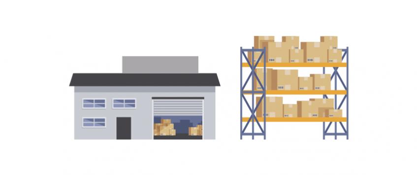 Quais as diferenças entre armazenagem e estocagem?