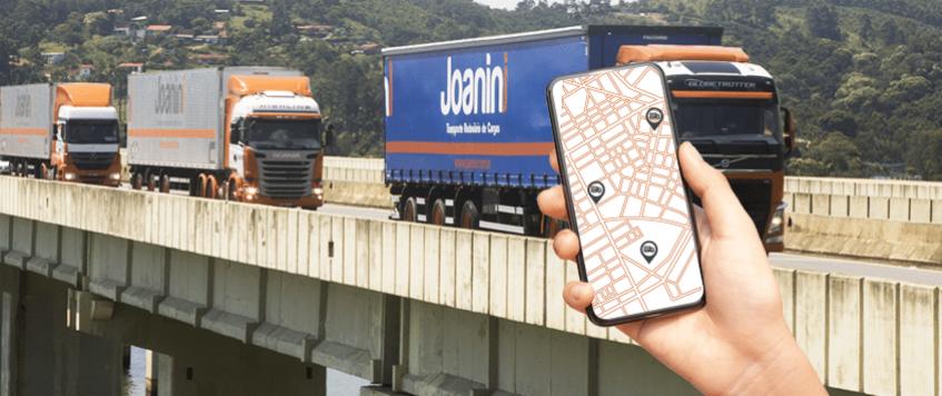 O papel da Tecnologia no Transporte de Cargas