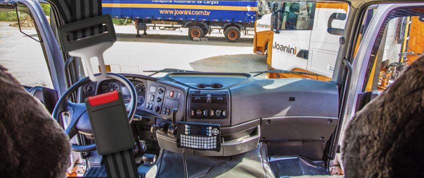Segurança do Trabalho no transporte de cargas rodoviário